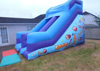 North Dublin Bouncy Castles 10ft Platform Slide