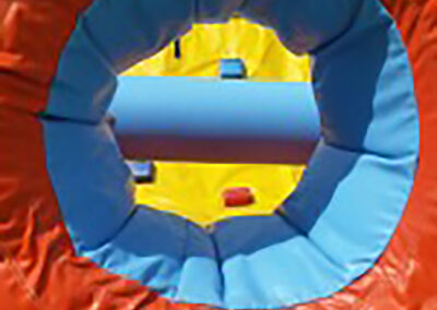 North Dublin Bouncy Castles 55ft Obstacle Course