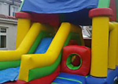 North Dublin Bouncy Castles Activity Combi