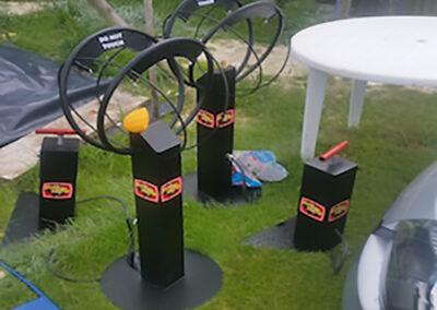 North Dublin Bouncy Castles Bomb Squad