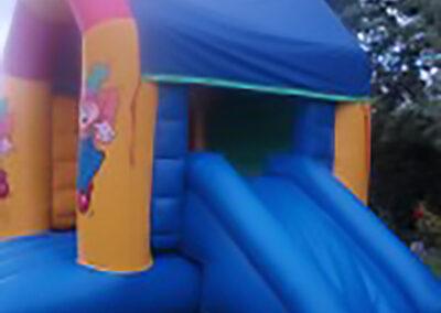 Clown Combi Castle