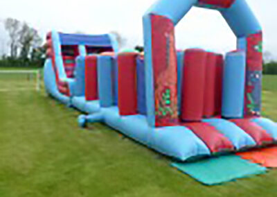 Eliminator Obstacle Course
