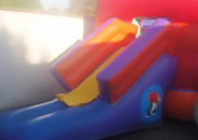 North Dublin Bouncy Castles Mickey Mouse Train Combi