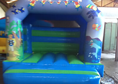 Pirate Adventure Bouncy Castle