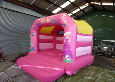 Princess Bouncy Castle 12x12