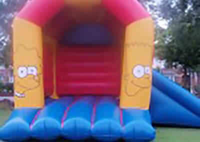 Simpsons Combi Castle