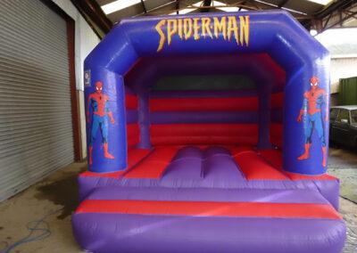 Spiderman Castle