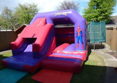 Spiderman Front Slide