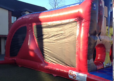 Super Hero Bouncy Obstacle Course (2)