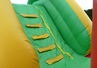 Two Part Party Theme Obstacle Course