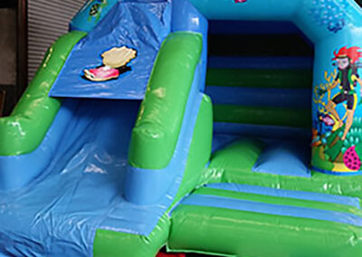 Under the Sea Bouncy Castle Combi