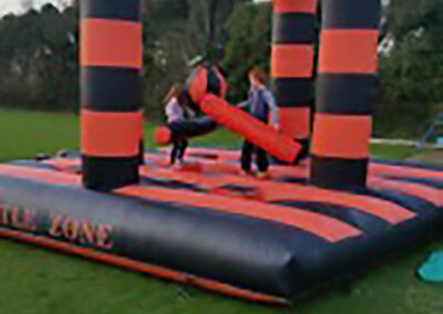 North Dublin Bouncy Castles Wrecking Ball Duel
